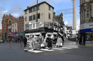 022 Victoria Street, 1953 and 2014