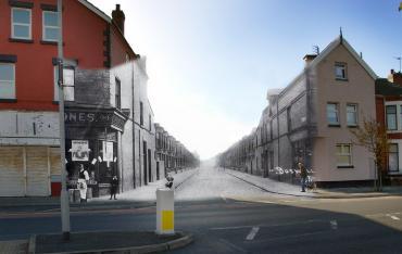 023 Boswell Street, 1900s in 2014