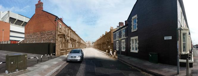 024 Skerries Road, Anfield, 1900s in 2014 panorama