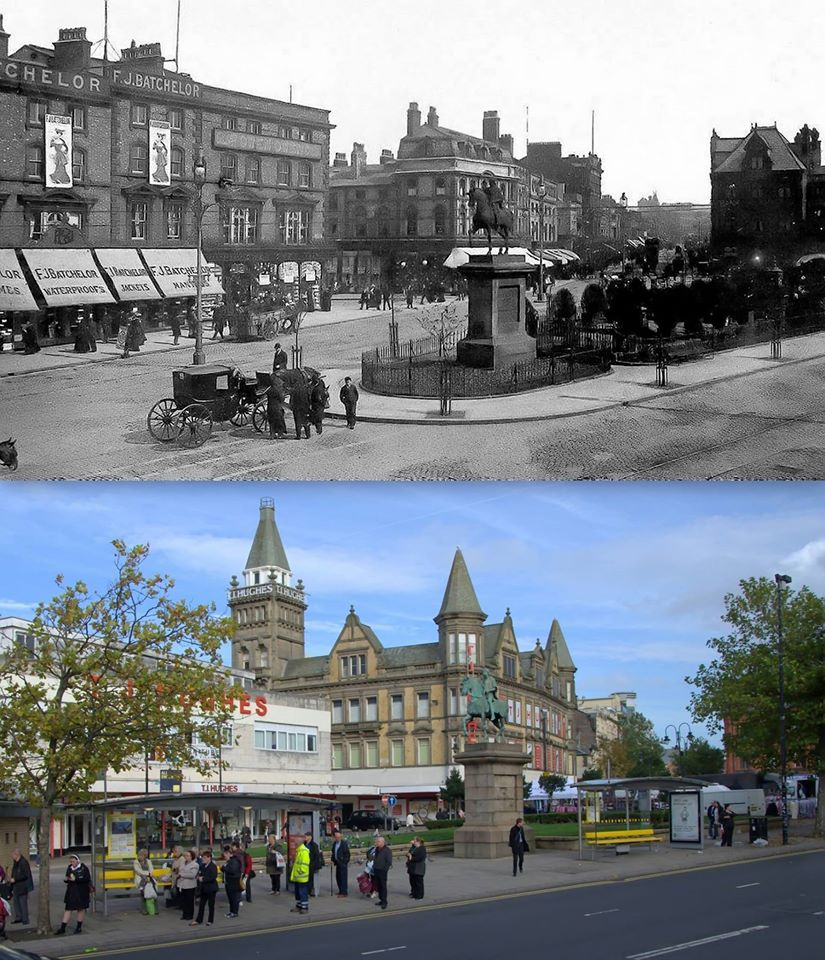 025 London Road, 1900 and 2014