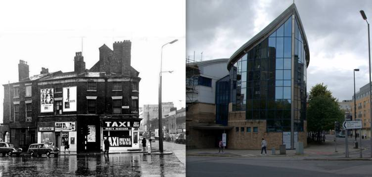 028 Daulby Street, 1967 and 2014