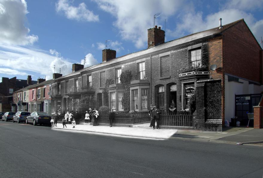 030 Park Hill Road, Toxteth, 1910 in 2014