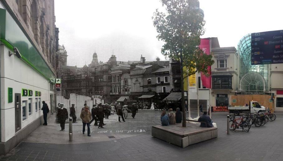 032 Church Street, 1912 in 2014