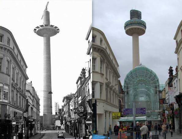 035 Cases Street, 1960s and 2014