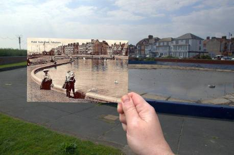 041 Boating Lake, 1900s in 2014 thumby