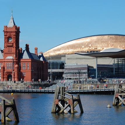 Christopher - Cardiff Bay