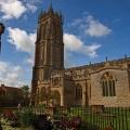 Glastonbury Abbey by Peterpixelde