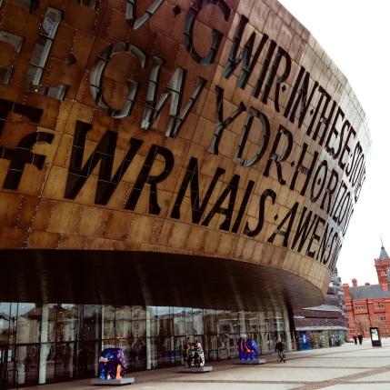 Jeffrey Zeldman - Wales Millennium Centre