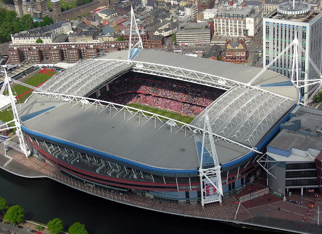 Millenium Stadium Cardiff - Simon Moores