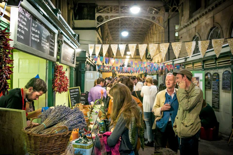St.Nicholas Market (Foto de James Barke)