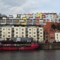 02 James Clark – Bristol Harbour and the Grain Barge