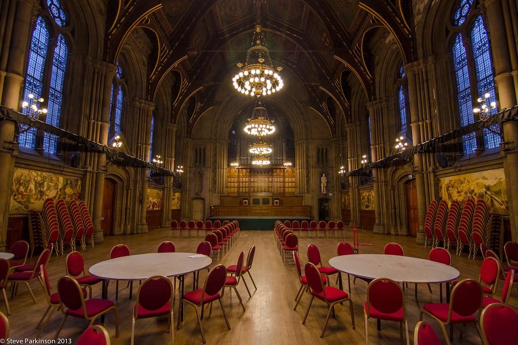 04 Steve Parkinson - Manchester Town Hall