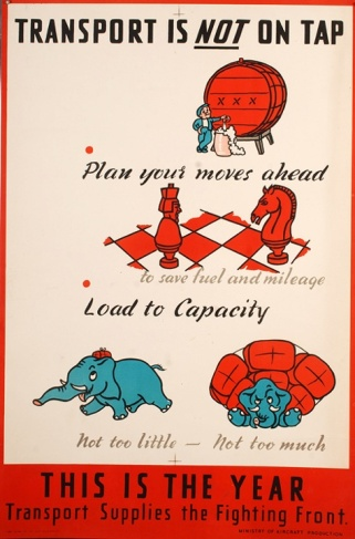 Poster for the Ministry of Aircraft Production.