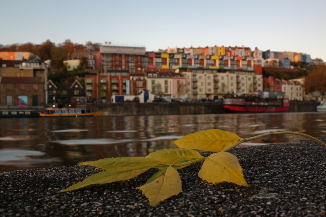 11 Geraint Rowland - Down by the River, Beautiful Bristol