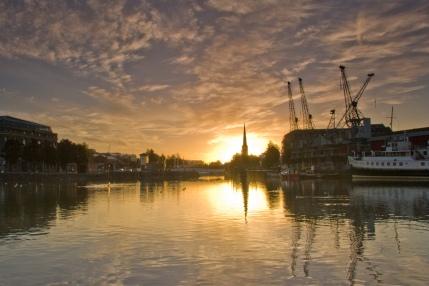 15 Graham Duerden Seguir - Harbour Sunrise