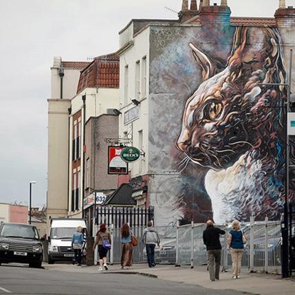 16 Paul Townsend - Bristol graffiti festival