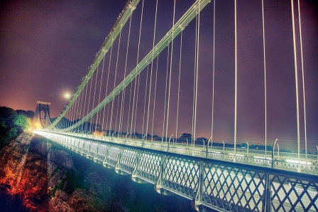 Suspension Bridge Bristol