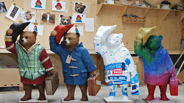 paddington bears london