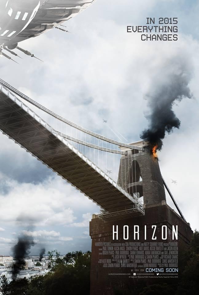 Horizon web show aliens Bristol UK