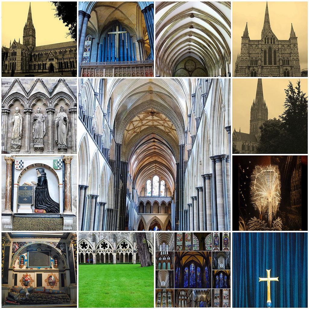 Tony Hammond - Salisbury Cathedral