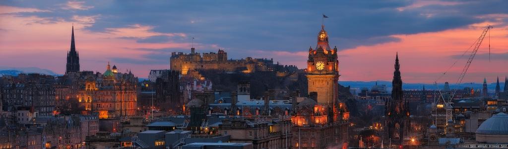 Edinburgh - Miroslav Petrasko