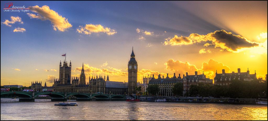 London - Pablo Fernández