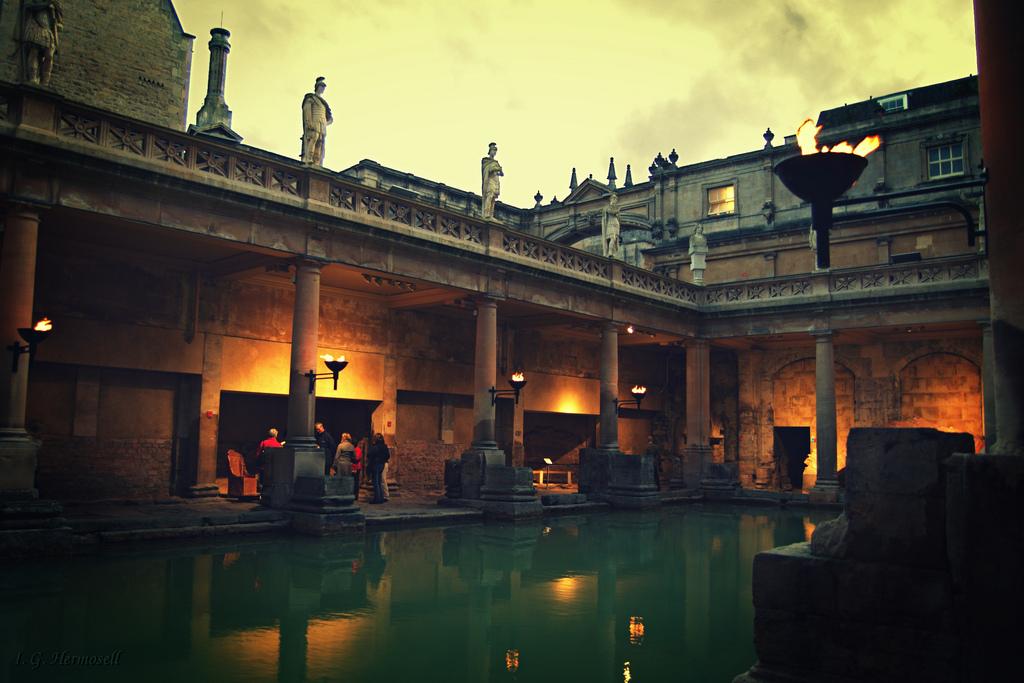 Bath - Ignacio García