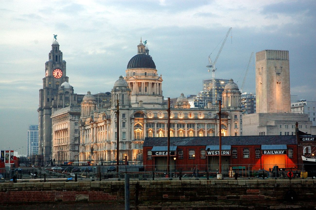Liver Building (foto: Peter Morgan)
