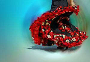 flamenco by tanakawho