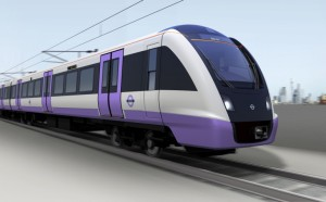 crossrail train coach