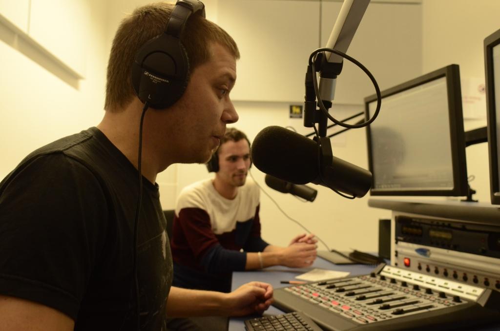 RadioBrithispana Iban Gonzalez