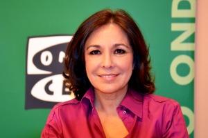 Entrevista con Isabel Gemio en OndaCero