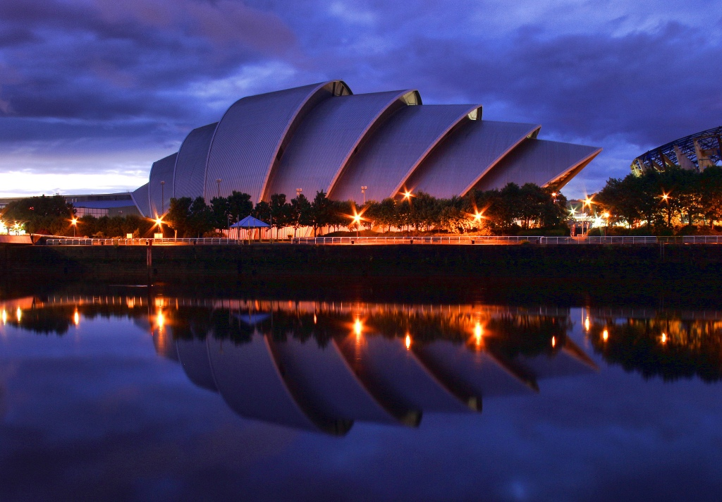00 the Clyde Auditorium in Glasgow - O Palsson