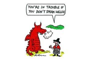 Hablar galés