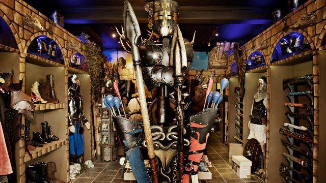 7. The Viking Store