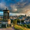 Andy Smith – Stormy Calton Hill, Edinburgh