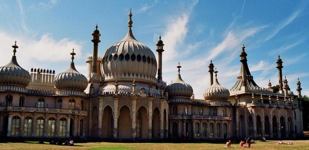 Bernard Blanc - The Royal Pavilion