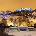 byronv2 – Edinburgh Castle, Saint Andrew's Night