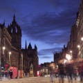 byronv2 – Royal Mile, Blue Hour