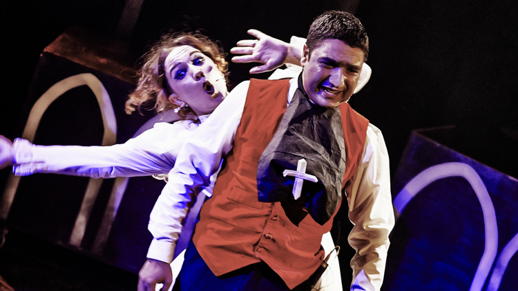 Dracula el musical londres