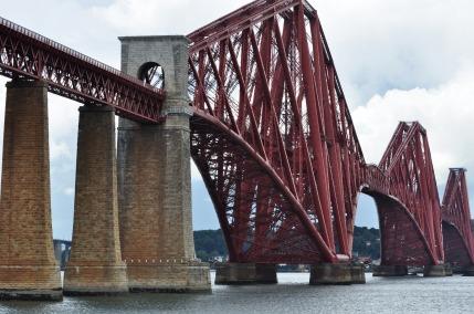 Bernard Blanc - Forth Rail Bridge, South Queensferry