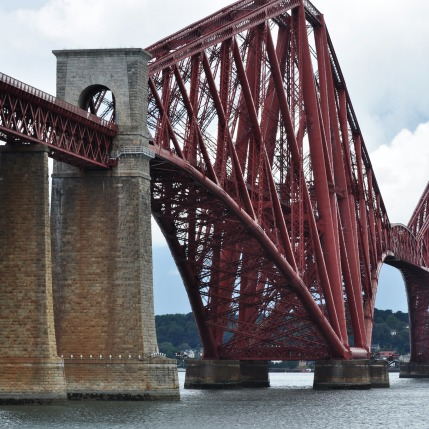 Bernard Blanc - Forth Rail Bridge, South Queensferry