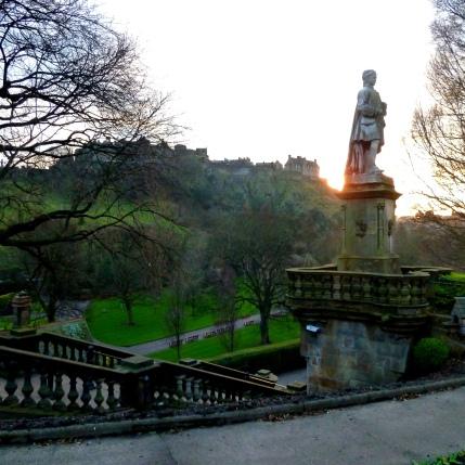 Fraser Mummery - Edinburgh Castle