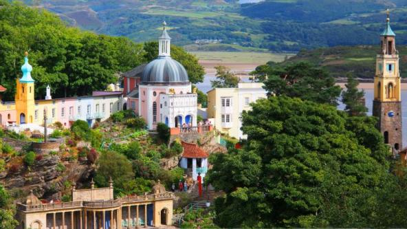 Gareth Lovering Photography -- Portmeirion