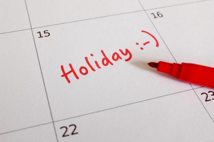 holiday Oliver Symens