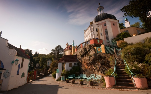 Joe Dunckley -- Portmeirion