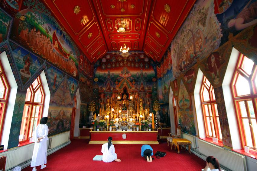 Jonas - Wat Buddhapadipa