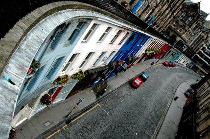 Ken Douglas - Edinburgh - Victoria Street