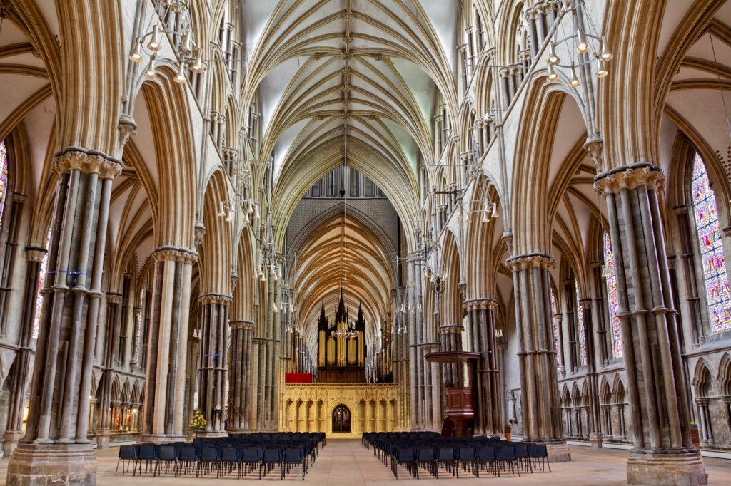 Lincoln Cathedral - Michael D Beckwith