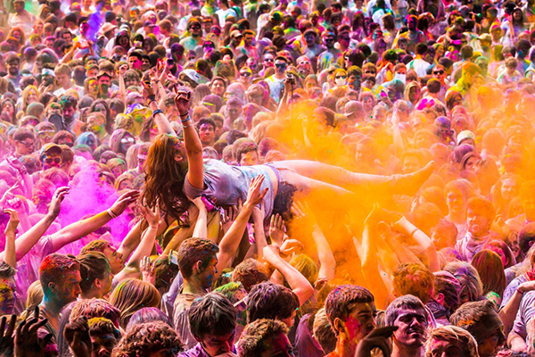 Manchester Holi One